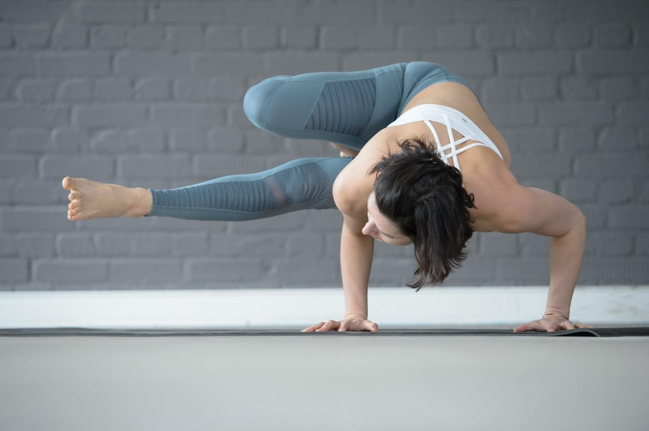 Yoga Workshop mit Beate Tschirch
