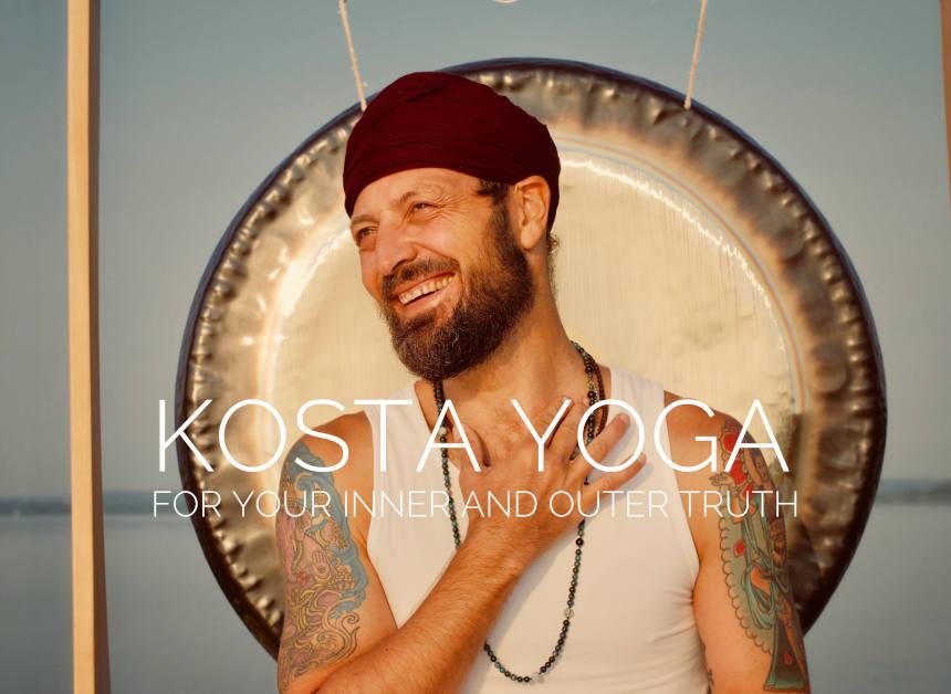24. November 2019: Shamanic Gong Halbtagesworkshop mit Kosta