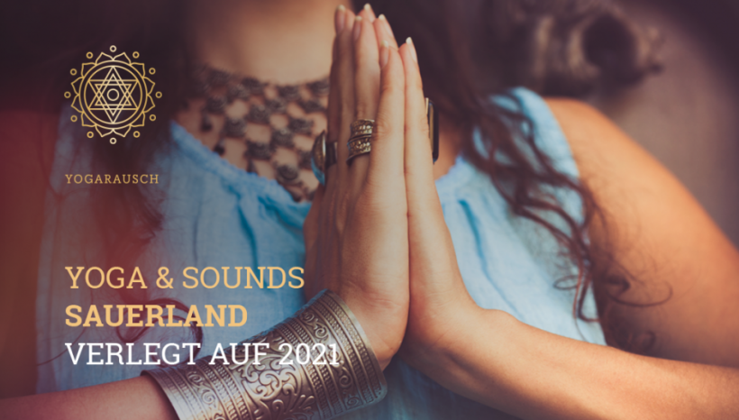 Yoga & Sounds Sauerland am 3. Juli 2021